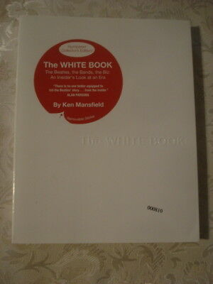 The Beatles (The White Book) Numbered Collector's Edition 2007
