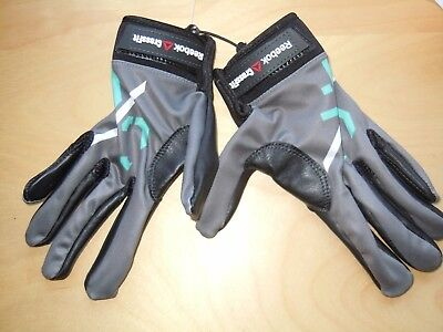 Reebok Crossfit Gloves Training Wod Gym New Womens Large Mens Small