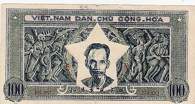 100 Dong From Vietnam French Colony Ho Chi Minh