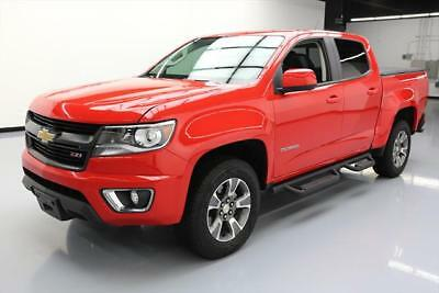2016 Chevrolet Colorado Z71 Crew Cab Pickup 4-Door 2016 CHEVY COLORADO Z71 4X4 CREW NAV REAR CAM 26K MILES #154444 Texas Direct