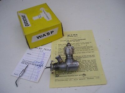 DC Wasp Model Engine
