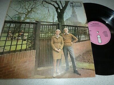 Fairport Convention..unhalfbricking.. Early Uk Issue Pink Island Ilps 9102