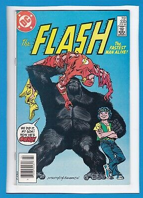 "The Flash #330_February 1984_Very Fine_""beware The Land Of Grodd""!"