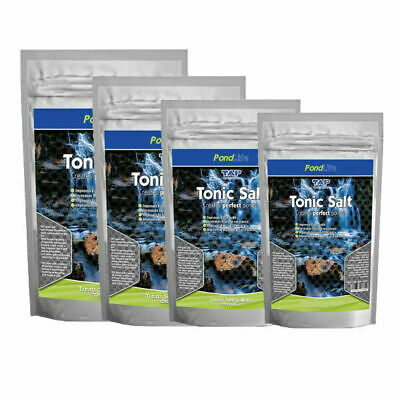 TAP Pond Protector Tonic Salt for Improved Koi Fish Health - Treats up to 9000L