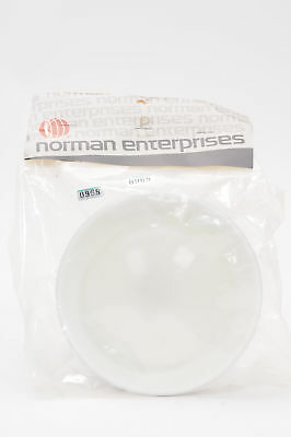 "Norman 5"" Reflector with Frosted Glass Diffusion Dome                       #960"