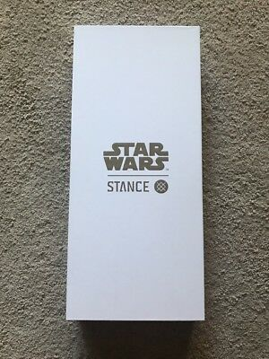 Star Wars Stance Socks empty Storage Box Lightside Set BOX ONLY