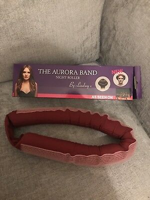 The Aurora Band - Night Roller Curling Band - Boxed