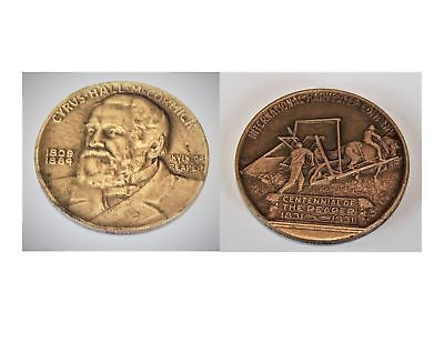 "TRUMP CYRUS 45th PRESIDENT /""THE 70 YEAR DECREE PROCLAMATION/"" President MEDAL"