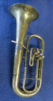 Conn  15I Upright Bell Euphonium without case, just serviced, ready to play