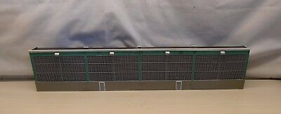 Ho Scale Industrial Backdrop Building B372
