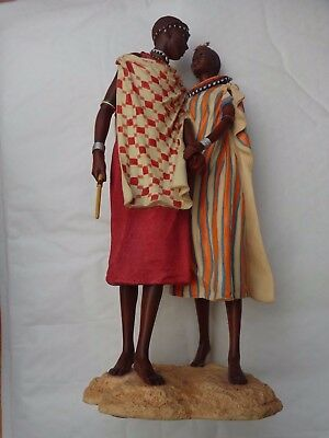 Maasai Soul Journeys - Launi Pendo 'walking In Love Stacy Bayne 2005 Ltd Ed 1000