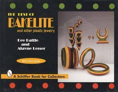 Best of Bakelite and Other Plastic Jewelry With Price Guide Lucite Celluloid