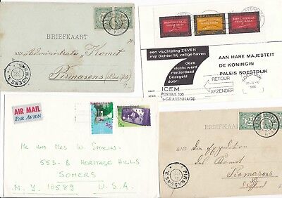 Four Netherlands Covers