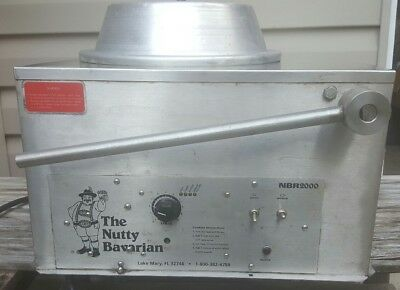 Nutty Bavarian Nut Roaster NBR2000