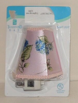 Night Light Trade Wind Bay Lamp Shade NEW