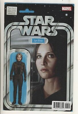 Star Wars: Rogue One 1 NM Action Figure Variant Cover