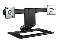 NEW! HP Inc. AW664A Adjustable Dual Display Stand
