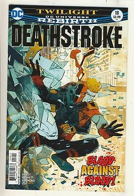 Deathstroke (2017) 18 NM/NM- Cover A