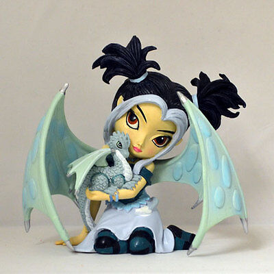 Lily Fairy Figurine - Dragonling Companions - Jasmine Becket Griffith