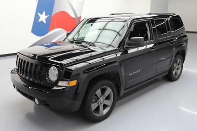 2015 Jeep Patriot  2015 JEEP PATRIOT HIGH ALTITUDE SUNROOF HTD LEATHER 22K #220835 Texas Direct