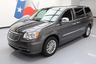 2015 Chrysler Town & Country  2015 CHRYSLER TOWN & COUNTRY TOURING L LEATHER DVD 29K #756060 Texas Direct Auto