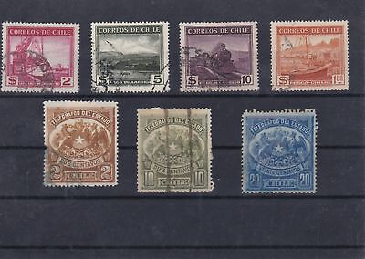 Chile Stamps Ref: R5333