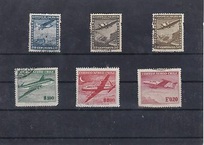 Chile Stamps Ref: R5339