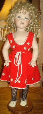 "Hilary 23"" Dianna Effner 1987 Ultimate Collection Doll/ Porcelain"