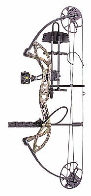 New 2017 Bear Cruzer G2 Spark Bow 5-70 LB Complete Ready To Hunt Right Hand