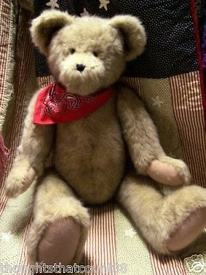 Boyds BEARS of the Month BIG JAKE - RETIRED HTF *** FREE SHIP WITHIN USA