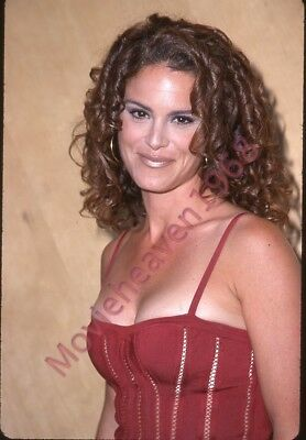 BETSY RUSSELL  VINTAGE 35mm SLIDE TRANSPARENCY 4576 PHOTO