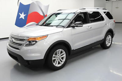 2015 Ford Explorer XLT Sport Utility 4-Door 2015 FORD EXPLORER XLT HTD LEATHER NAV REAR CAM 30K MI #C61685 Texas Direct Auto