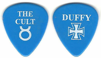 The Cult--Tour Guitar Pick -- Billy Duffy!