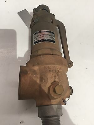 MACK  25mm SAFETY RELIEF VALVE 7638CR