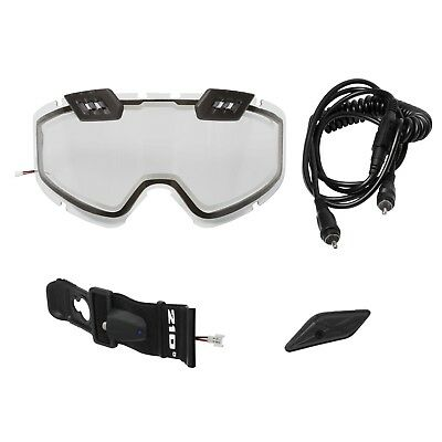 CKX - Titan 210 Tactical Electric Clear Lens Upgrade Kit