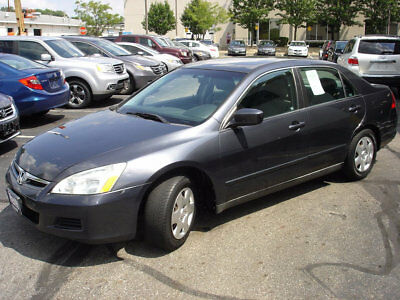 2006 Honda Accord LX MT NO RESERVE! NEEDS AN ENGINE! 5 SPEED STICK SHIFT! CHECK IT OUT!