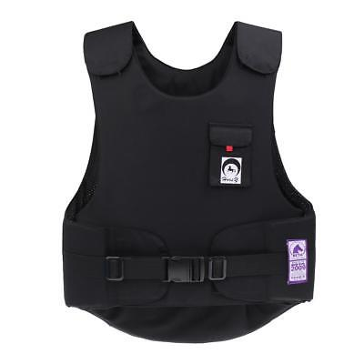 Adult Size Horse Riding Equestrian Body Protector Safety Eventer Vest L