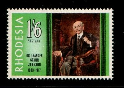 RHODESIA Dr. Leander Starr Jameson, Cape Colony Prime Minister MNH stamp