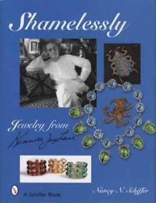 Kenneth Jay Lane Jewelry Book Costume Rhinestone Shell