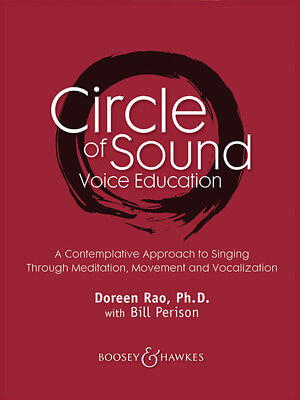 Circle of Sound Voice Education Learn Teach Singing Vocal Lessons Class Book NEW