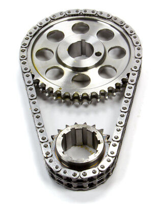 ROLLMASTER-ROMAC Double Roller Red Series Pontiac V8 Timing Chain Set P/N CS7050