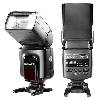 Neewer Flash Speedlite with 433MHz Wireless System and 16 Channel RT Transmitter