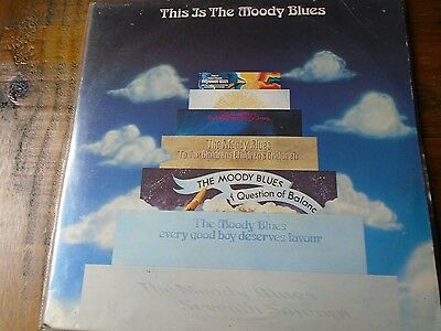 This Is The Moody Blues  Lp