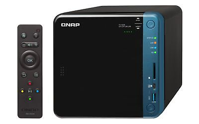 NEW! QNAP TS-453B-4G 48TB 4 x 12TB SGT-IW PRO 4 Bay NAS Unit with 4GB RAM