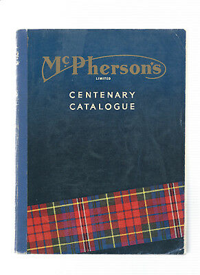 1960 McPHERSON'S CATALOGUE BUYING GUIDE,500+ pages