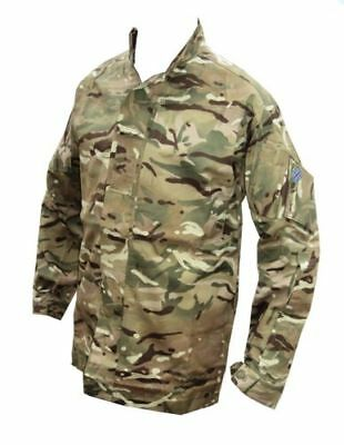 Jacket Combat Temperate Mtp - Size 170/112 - Grade 1 Used - Dfn153