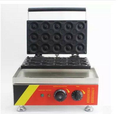 Electric Mini Donut Waffle Machine Small Kitchen Home Appliance 380MM*350MM