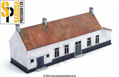 LA BELLE ALLIANCE WATERLOO – 1815 20mm – 1/72nd scale MDF Building H203