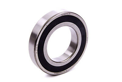 """M AND W ALUMINUM Products Single Row 2.750"""" ID Birdcage Bearing P/N 6214-2RS"""