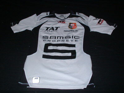 Stade Rennais France Soccer Football Medium Mans Airness Made Jersey
